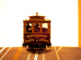 California, San Francisco, Cablecar, USA Photographic Print by Alan Copson