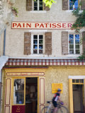 Patisserie, Villes-S-Auzon, Vaucluse, Provence, France Photographic Print by Peter Adams