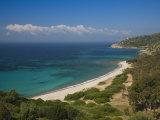 Sardinia, Sarrabus Area, Capitana, Southeast Coast, Italy Photographic Print by Walter Bibikow
