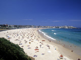 Bondi Beach, Sydney, Nsw, Australia Photographic Print by Neil Farrin