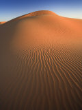 United Arab Emirates, Liwa Oasis, Sand Dunes Near the Empty Quarter Desert Photographic Print by Michele Falzone