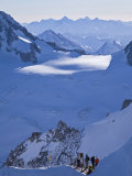 Chamonix-Mont-Blanc, French Alps, Haute Savoie, France Photographic Print by Gavin Hellier