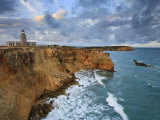West Coast, Punta Jaguey, Faro De Cabo Rojo, Puerto Rico Photographic Print by Michele Falzone