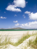 Seilebost Beach, Isle of Harris, Hebrides, Scotland, UK Photographic Print by Nadia Isakova