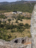 The Ancient Ruins of Great Zimbabwe, UNESCO World Heritage Site, Zimbabwe, Africa Photographic Print by Andrew Mcconnell