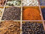 Spice Market, Dubai, United Arab Emirates, Middle East Photographic Print by Nico Tondini