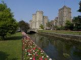Westgate and Westgate Gardens, Canterbury, Kent, England, United Kingdom, Europe Photographic Print by Ethel Davies