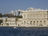 Dolmabahce Palace, Istanbul, Turkey, Europe Photographic Print by Rolf Richardson
