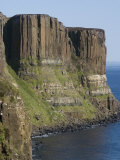 Kilt Rock, Skye, Inner Hebrides, Scotland, United Kingdom, Europe Photographic Print by Rolf Richardson