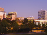 City Skyline, Columbia, South Carolina, United States of America, North America Photographic Print by Richard Cummins