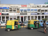 Connaught Place, New Delhi, India, Asia Photographic Print by Wendy Connett