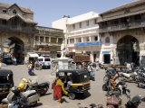 Porbander, Gujarat, India, Asia Photographic Print by Tony Waltham