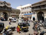 Porbander, Gujarat, India, Asia Photographic Print by Tony Waltham