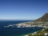 Naval Harbour, Simon's Town, South Africa, Africa Photographic Print by Peter Groenendijk