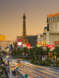 Nevada, Las Vegas, the Strip, USA Photographic Print by Alan Copson