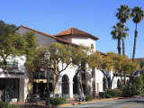 State Street, Santa Barbara, California, United States of America, North America Photographic Print by Wendy Connett