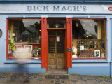 Dick Mack's, Dingle, Dingle Peninsula, County Kerry, Munster, Republic of Ireland Photographic Print by Doug Pearson