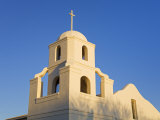 Old Adobe Mission Church, Scottsdale, Phoenix, Arizona, United States of America, North America Photographic Print by Richard Cummins