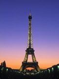 Eiffel Tower, Paris, France Photographic Print by Jon Arnold
