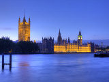 Houses of Parliament, London, England Photographic Print by Jon Arnold