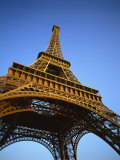 Paris, Eiffel Tower, France Photographic Print by Steve Vidler