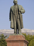 Lenin Statue, Yalta, Crimea, Ukraine, Europe Photographic Print by Rolf Richardson