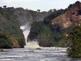 Murchison Falls, Murchison National Park, Uganda, East Africa, Africa Photographic Print by Andrew Mcconnell