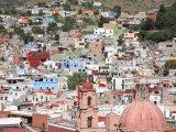 Guanajuato, Guanajuato State, Mexico, North America Photographic Print by Wendy Connett