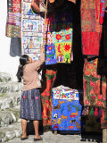 Market, Chichicastenango, Guatemala, Central America Photographic Print by Wendy Connett