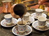 Arabic Coffee, Dubai, United Arab Emirates, Middle East Photographic Print by Nico Tondini