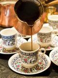 Arabic Coffee, Dubai, United Arab Emirates, Middle East Photographic Print by Nico Tondini