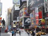 Times Square, Manhattan, New York City, New York, United States of America, North America Photographic Print by Amanda Hall