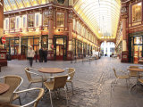 Leadenhall Market, City of London, London, England, United Kingdom, Europe Photographic Print by Vincenzo Lombardo