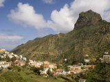 Vallehermoso, La Gomera, Canary Islands, Spain, Europe Photographic Print by Rolf Richardson