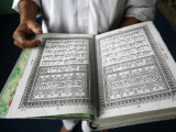 Koran Reading, Bhaktapur, Nepal, Asia Photographic Print by  Godong