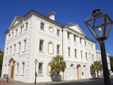 County of Charleston Historic Courthouse, Charleston, South Carolina Fotografie-Druck von Richard Cummins