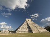 El Castillo, Chichen Itza, Yucatan Photographic Print by Richard Maschmeyer