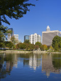 Marshall Park, Charlotte, North Carolina, United States of America, North America Photographic Print by Richard Cummins