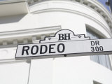 Rodeo Drive, Beverly Hills, Los Angeles, California, United States of America, North America Photographic Print by Wendy Connett