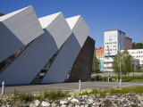 Polaria Museum, Tromso City, Troms County, Norway, Scandinavia, Europe Photographic Print by Richard Cummins
