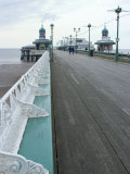 Promenade Off North Pier, Blackpool, Lancashire, England, United Kingdom, Europe Photographic Print by Ethel Davies
