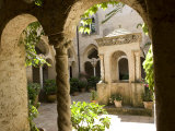 Cloister at Villa Cimbrone, Ravello, Campania, Italy, Europe Photographic Print by Oliviero Olivieri