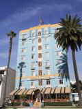 Art Deco, Georgian Hotel, Ocean Avenue, Santa Monica, Los Angeles Photographic Print by Wendy Connett