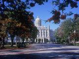 Museo De La Revolucion, Havana Vieja, Cuba, West Indies, Central America Photographic Print by John Harden