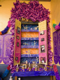 Altar, Day of the Dead, Patzcuaro, Michoacan State, Mexico, North America Photographic Print by Wendy Connett