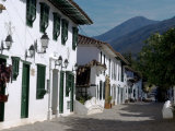 The Colonial Town of Villa De Leyva, Colombia, South America Photographic Print by Ethel Davies