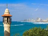 Tel Aviv, Israel, Middle East Reproduction photographique par Michael DeFreitas