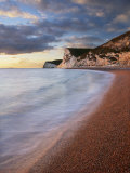 Bat's Head, Lulworth, Isle of Purbeck, Jurassic Coast, Dorset Photographic Print by Guy Edwardes