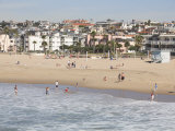 Hermosa Beach, Los Angeles, California, United States of America, North America Photographic Print by Wendy Connett