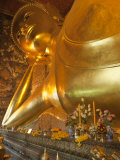 Temple of the Reclining Buddha, Bangkok, Thailand Photographic Print by Nico Tondini